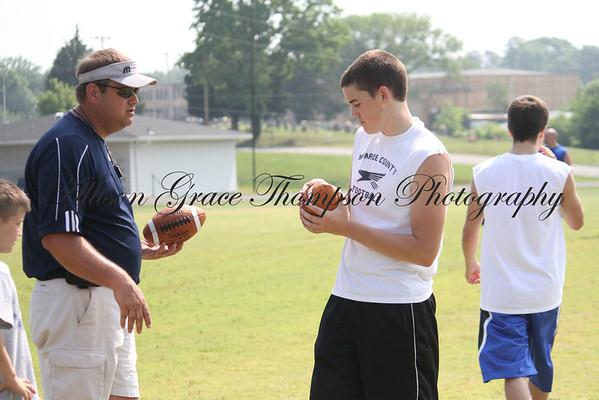 Monroe County Falcon Football Season 2011