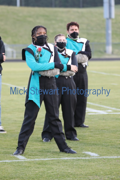 West Johnston Marching Band