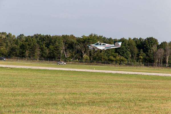 Thunder  Over Michigan Willow Run Airport Show 2
