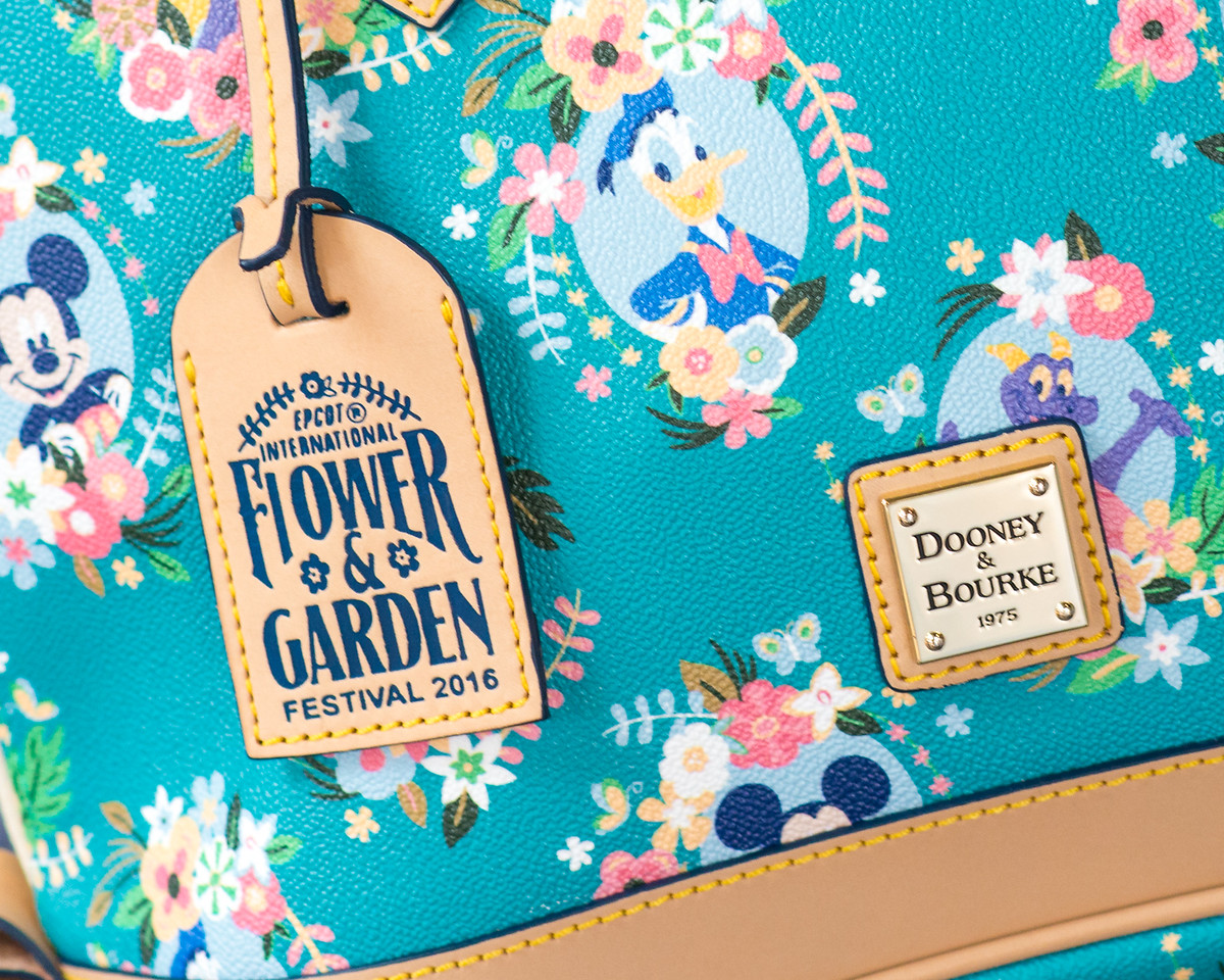 Dooney & Bourke Handbag Close-up - Epcot Flower & Garden Festival 2016