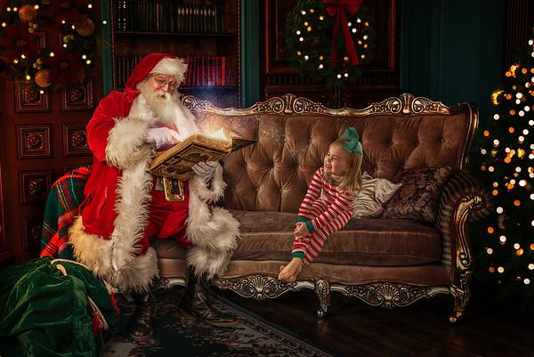 Crutcher Santa Photos
