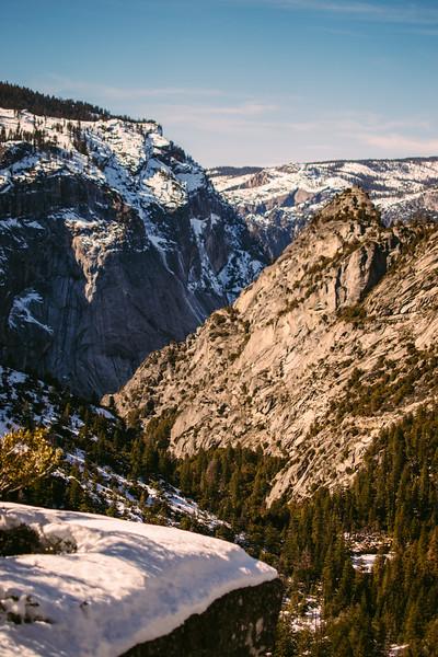 Yosemite with Tim