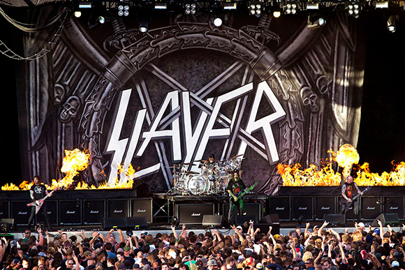 . Rockstar Energy Mayhem Festival - July 11