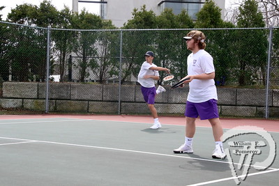 Boys' Tennis vs SBRHS 🎾 2019