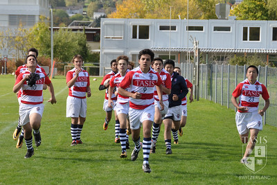 TASIS competes in ZIS Rugby 7s Tournament