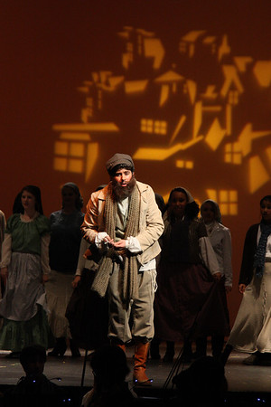 Fiddler Opening Night