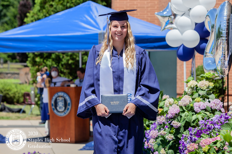 Dylan Goodman Photography - Staples High School Graduation 2020-369.jpg