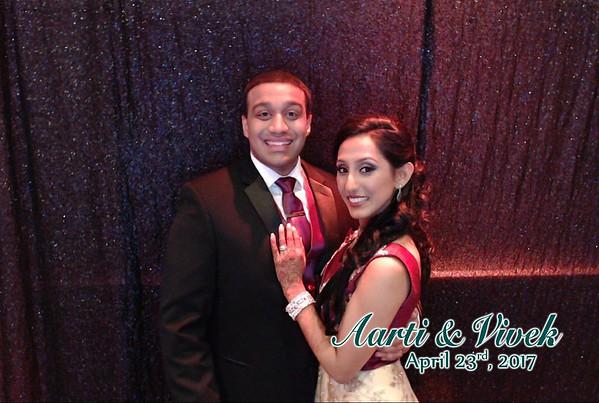 Aarti and Vivek Custom