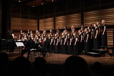 Alumni Choir and Women's Chorale Concert -2013