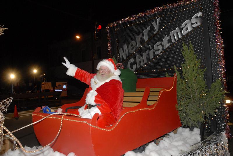 Christmas Parade 2007