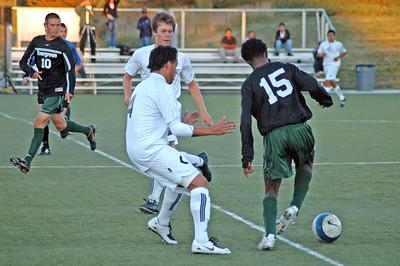 EVC Men Soccer vs Cabrillo 10-02-07