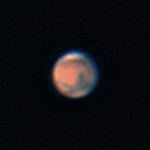 2009 DEZ: Strukturen an der Marsoberflaeche