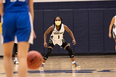 Girls Varsity Basketball vs. Trinity Christian School