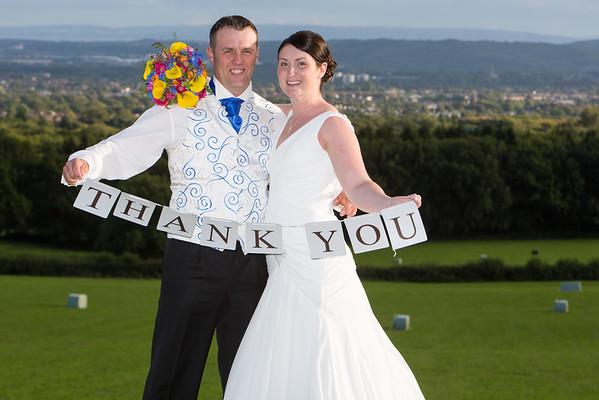 Wedding of Denise & David