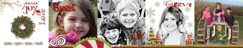 11.26.10 Family Holiday Card 2010