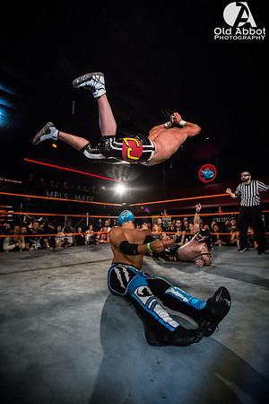 F1RST Wrestling: Live! - 9/7/17 [F1RST Wrestling]