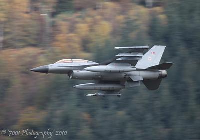 F-16A / F-16B (Danish Air Force)