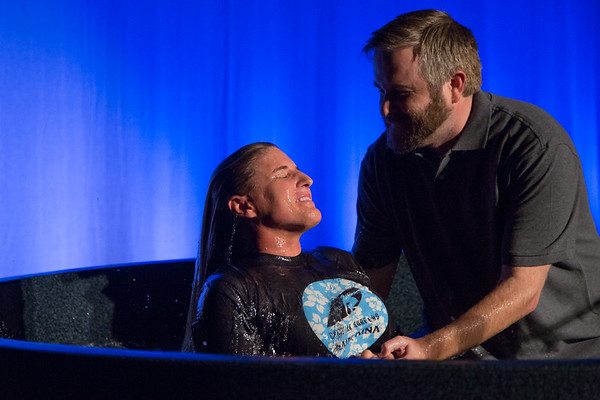 Baptisms - March 30, 2016