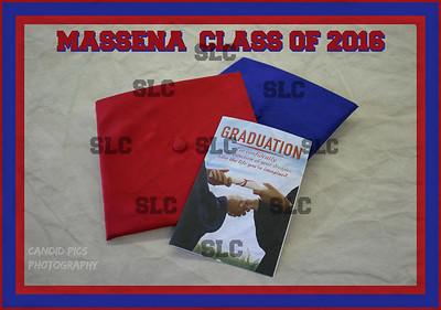 MASSENA-CLASS OF 2016 GRADUATION