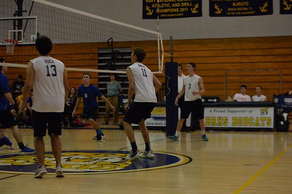 2016 Boys Volleyball