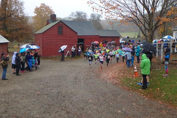Dave Mann - Kids 7-12 Year Old Race 2015