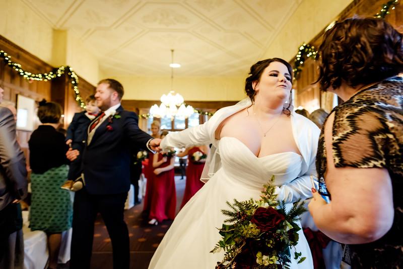 Jamie and Holly Wedding Photographs