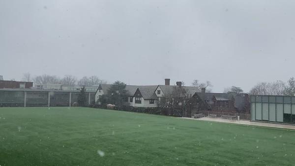 12.9.20 Leggett Field Snowing