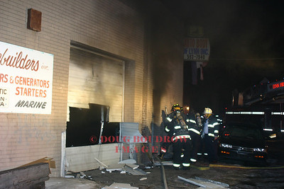 Lynn, MA - Working Fire, 148 Fayette Street, 2-25-07