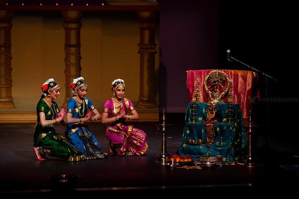 Neha Neeha Tanvi - Trio Arangetram