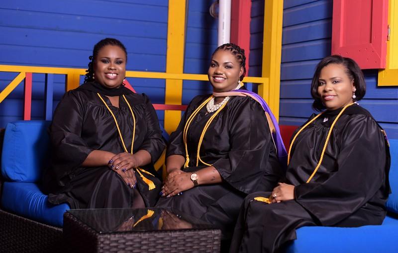 D'nesha Neymour Graduation