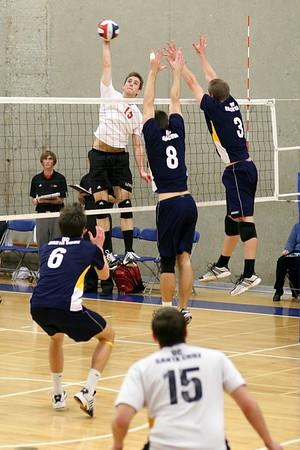 Volleyball - College - Men