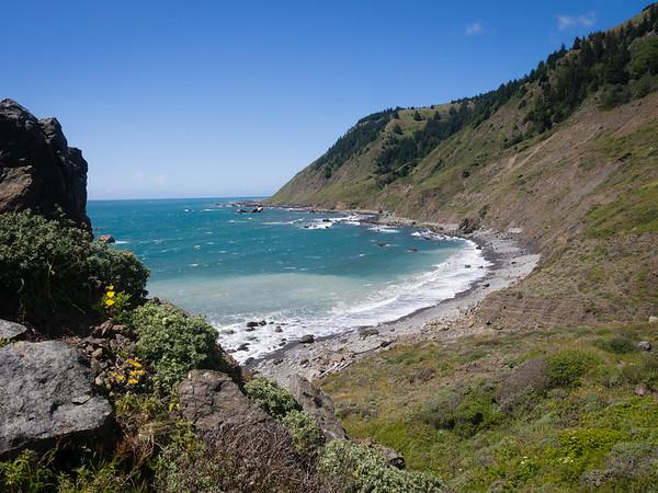 Lost Coast trip