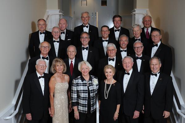 Past Presidents Dinner 2008