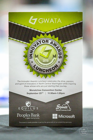 GWATA Innovator's Awards 9.25.2019