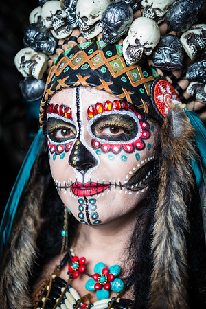 2017 Day of the Dead ~ Ft Lauderdale