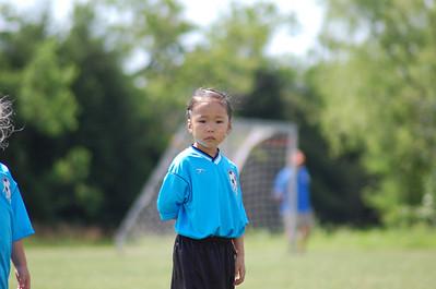 April 7, 2012 - Emily Soccer Game