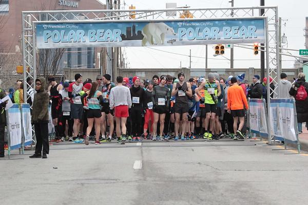 5 Mile Start