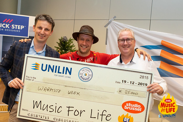 Unilin Music for Life 2019