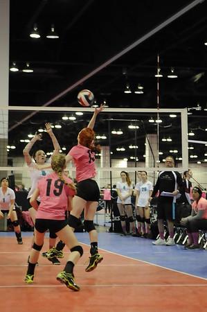 14 Nationals LVBC Volleyball 2015