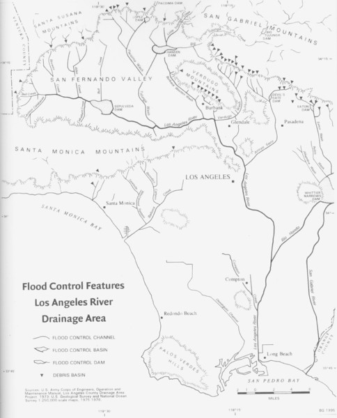 Flood Control Features
