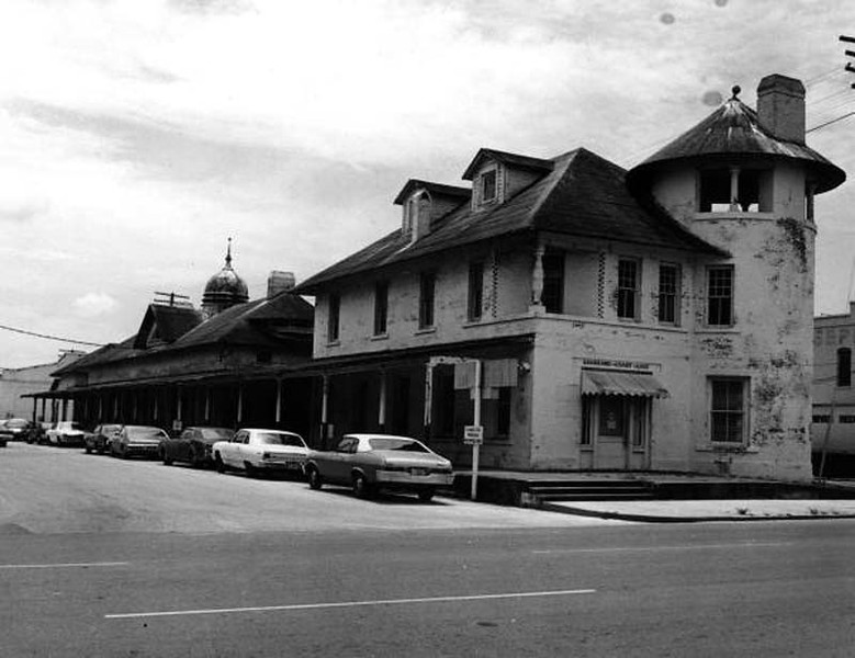 FSA - Atlantic Coast Line RR Train Station on Church Street  1973.jpg