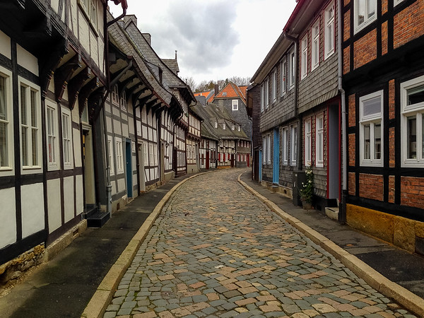 Goslar Street View, Germany
