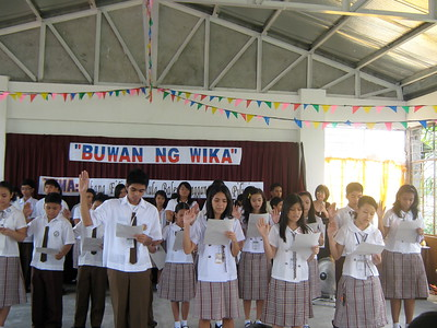 Student Council Induction 2009