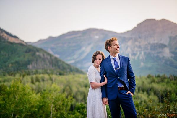 Idaho Wedding - Remington and Nonie
