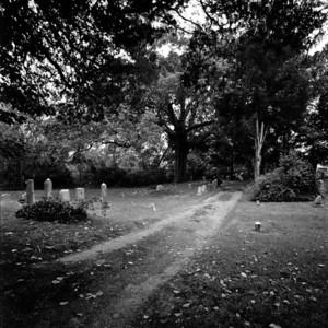 2008-10-20 - A Confederate Yankee in Suffolk's Cemetery