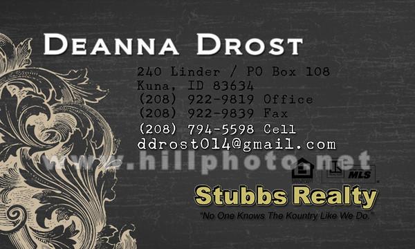 Drost, Deanna