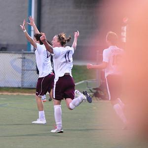 Varsity soccer vs. Hill - PAISAA  Championship