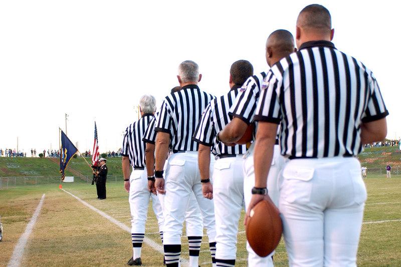 Homecoming Game UL vs. Jones County - Sept. 29, 2006