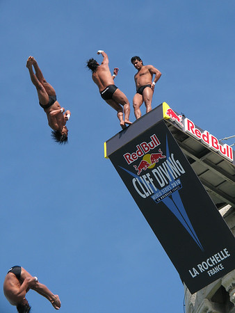 Plongeurs de haut vol  2010
