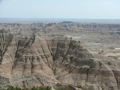 Bighorn Mountains and SD Badlands